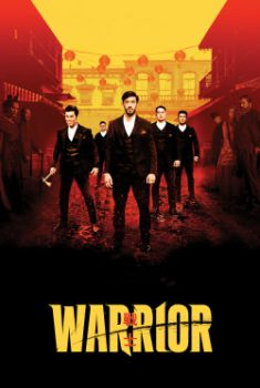 Warrior 1ª Temporada Torrent - WEB-DL 720p/1080p Legendado