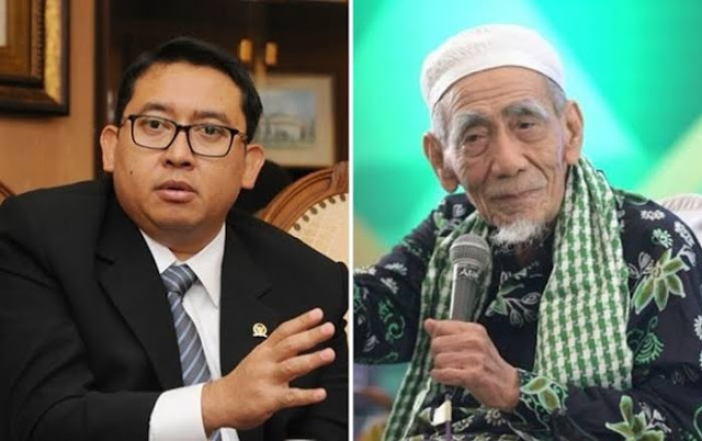 Fadli Zon Dinilai Tak Paham Adab, Syuriah MWCNU: Awas Kualat Lho Ya