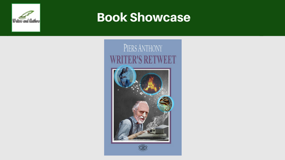 Book Showcase: Writer's Retweet by Piers Anthony