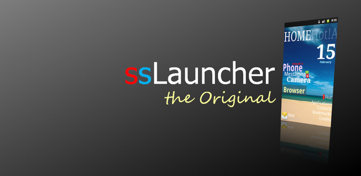 ssLauncher the Original v1.14.7 Apk