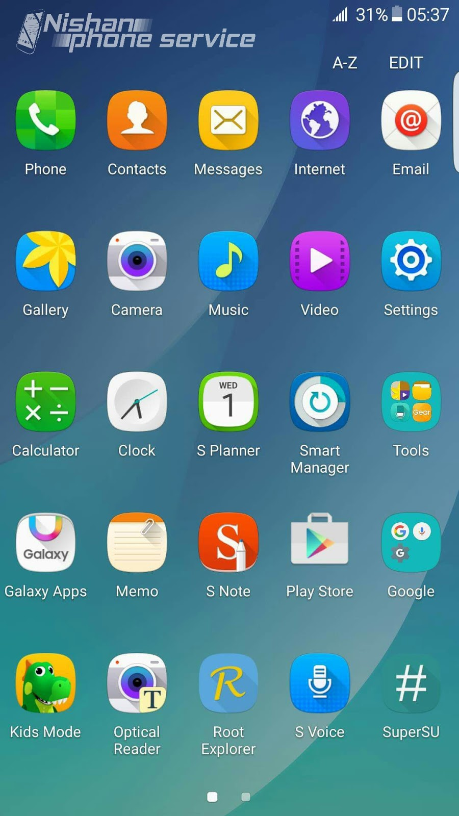 Rom Fixed Samsung Galaxy Note 3 Style Note 5 N900S/L/K