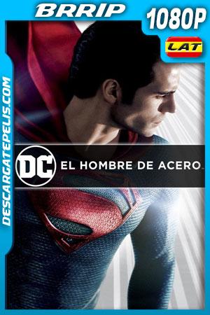 El hombre de acero (2013) 1080p BRrip Latino – Ingles