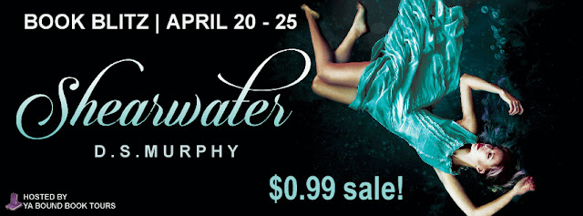 [BookBlast] SHEARWATER by DS Murphy @Creativindie @yaboundtourspr