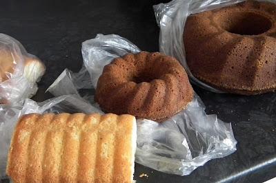 Kakut, hiekkakakku, arabialainen maustekakku