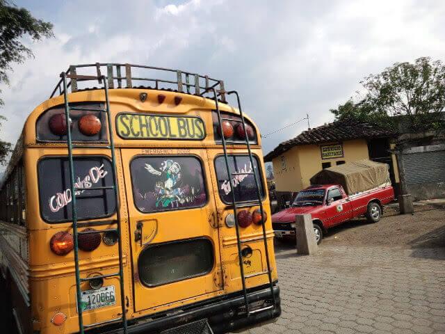バス アンティグア