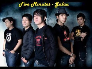 Lagu Mp3 Five Minutes-Galau