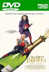 Absolutamente fabulosas (2016) DVDRip