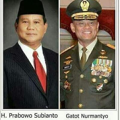 Fadli Sebut Cawapres Prabowo Bisa dari Militer, Gatot Nurmantyo?
