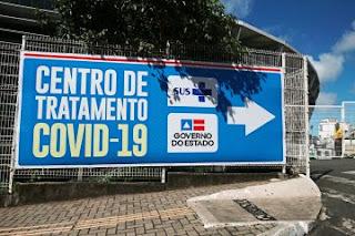 Hospital Arena Fonte Nova batiza UTI com nome de ídolo do Vitória