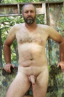 sexy older gay men