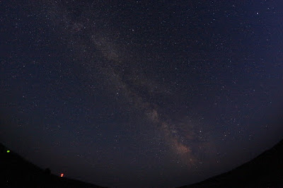Milky Way from Merritt Reservoir State Recreation Area