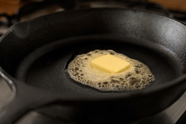 Soften Butter Quickly