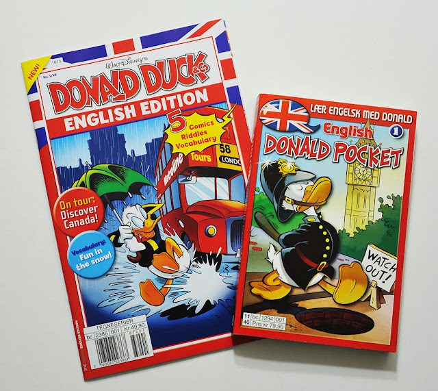 Donald Duck & Co English Edition - English Donald Pocket