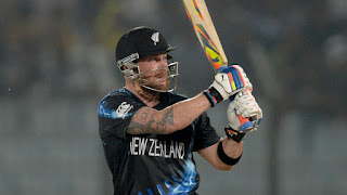 New Zealand vs Netherlands 25th Match ICC World T20 2014 Highlights