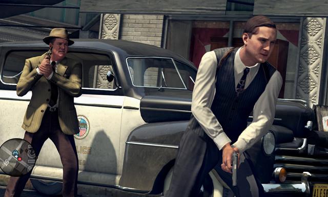 LA. Noire - Detective game