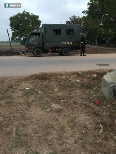 500 cảnh sát trang bị vũ khí đang truy bắt kẻ bắn chết 5 người ở Sài Gòn: Có thể nổ súng tiêu diệt khi cần thiết
