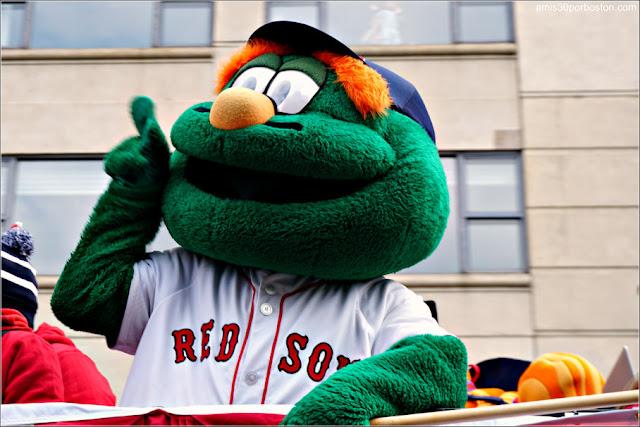 Celebraciones de los Equipos Deportivos de Boston