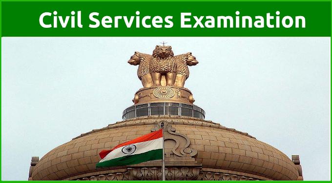 Civil Services Examination 2020