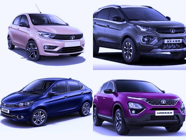 TATA की कारों पर बढ़ता लोगों का विश्वास ।