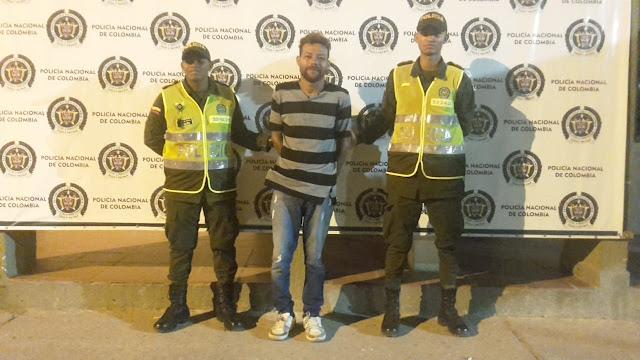 Dos sujetos con casa con cárcel capturados uno en el Galán y otro en Los Olívos