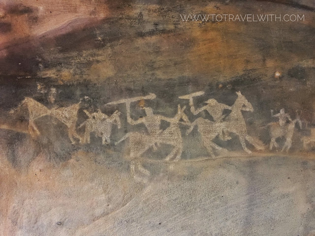 Bhimbetka Cave Paintings