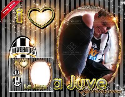 Marco para fotos de La Juve en png
