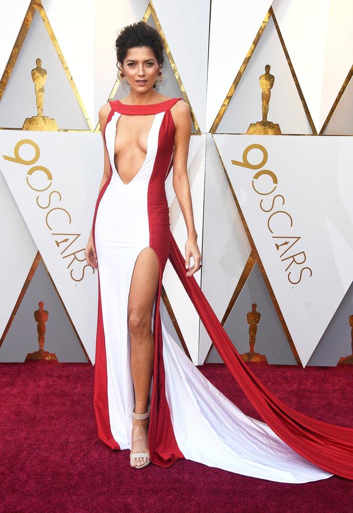 Good And Nude Surprises At The 2018 Oscars Moda 20 Blog De