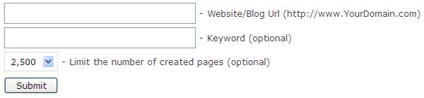 Backlink Builder or Website Submitter Tools