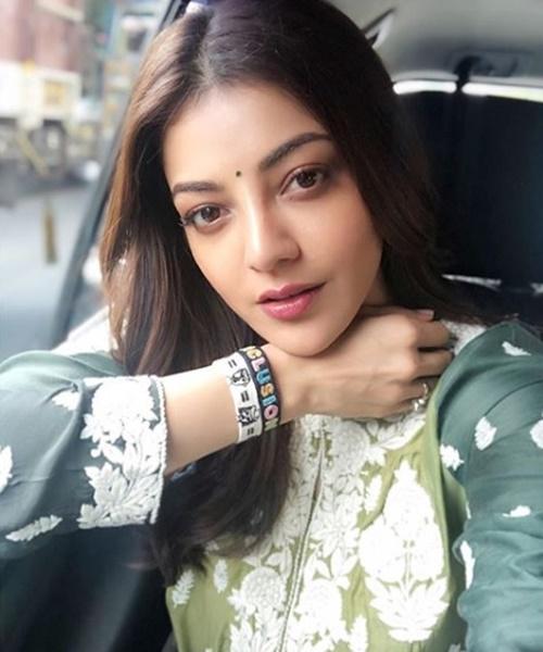 Stunning kajal aggarwal never seen before