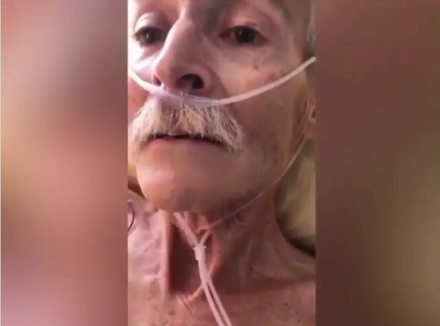 Viral, Pria Jerman Bersyahadat ketika Sakaratul Maut