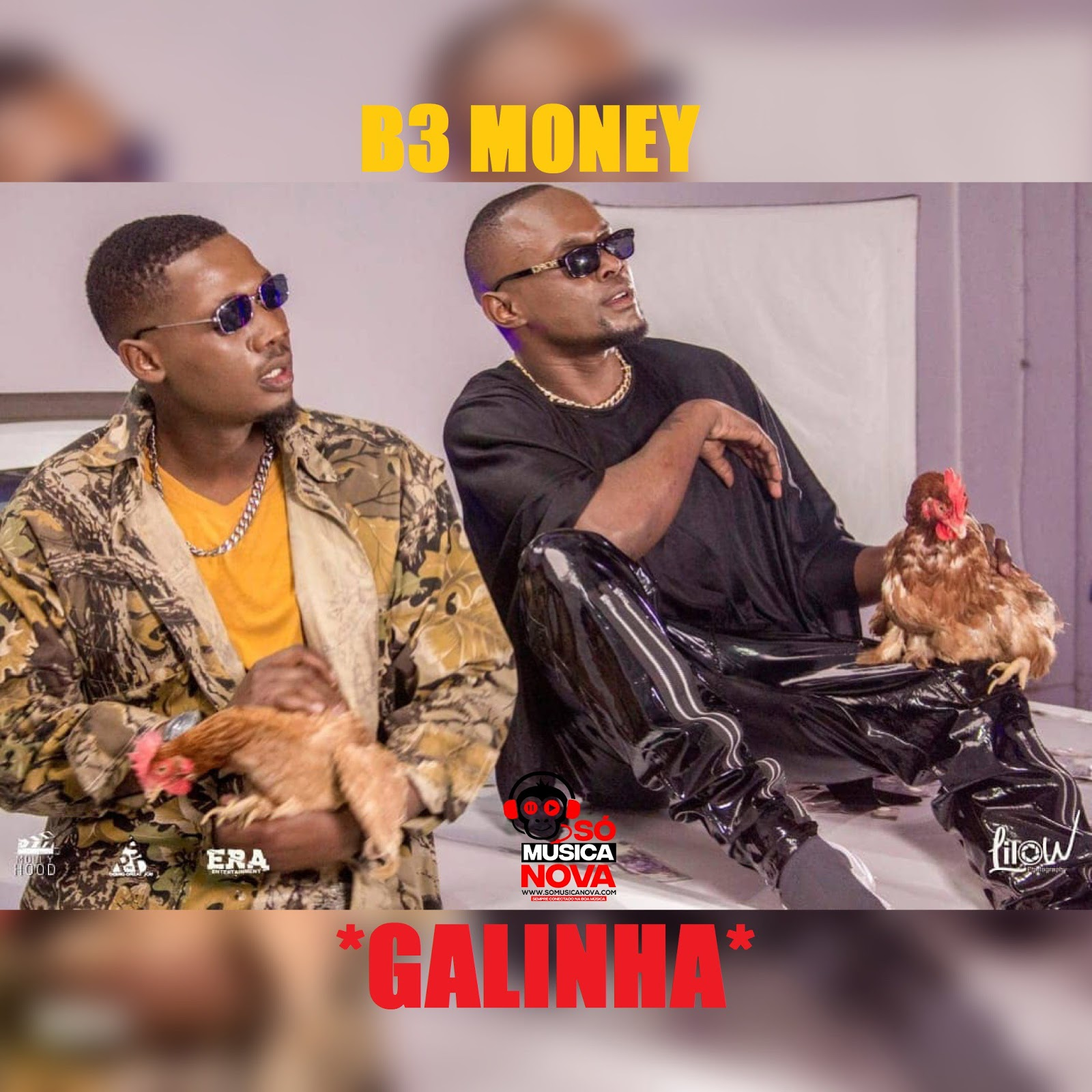 DOWNLOAD MP3: B3 Money – Galinha [2019]