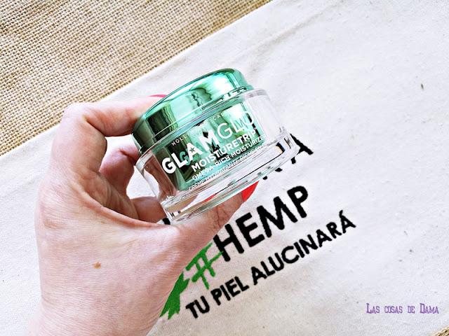hemp sephora cáñamo cbd cannabis beauty belleza Moisturetrip Glamglow