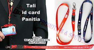 tali id card ID card Panitia tali, Tali Kur, Tali Gantungan Leher Panitia, tali panitia tali yoyo full set