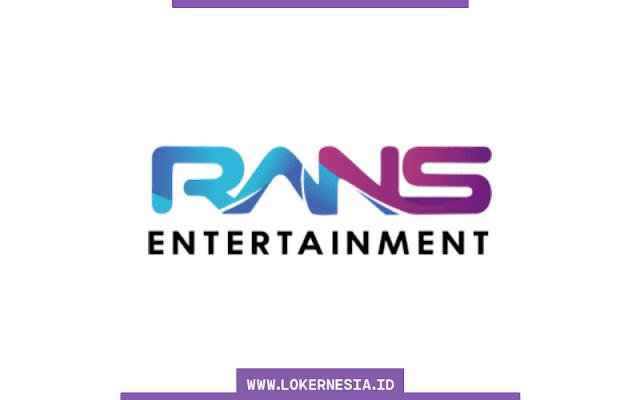 Lowongan Kerja PT RNR Film Internasional  Lowongan Kerja RANS Entertainment Tahun 2021