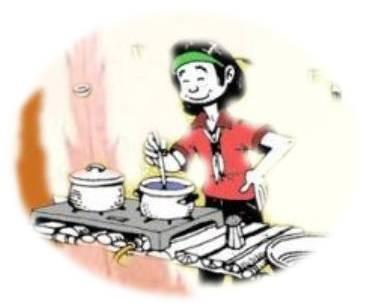 Zerezas otrasformasdecocinar cocinar con utensilios de for Cocinar con 5 soles