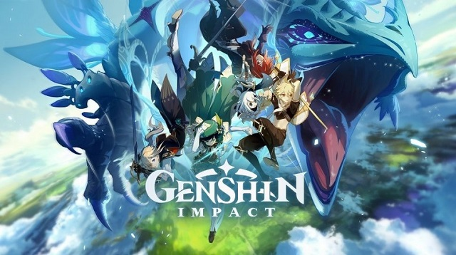 Cara Genshin Impact Redeem Kode