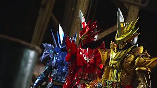 Kamen Rider Saber - 10 Subtitle Indonesia and English