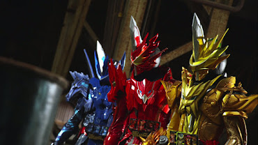 Kamen Rider Saber - 10 Subtitle Indonesia and English