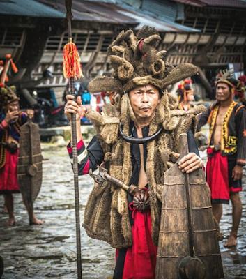 Tari Fataele (Tari Perang), Tradisi Budaya dari Nias Selatan