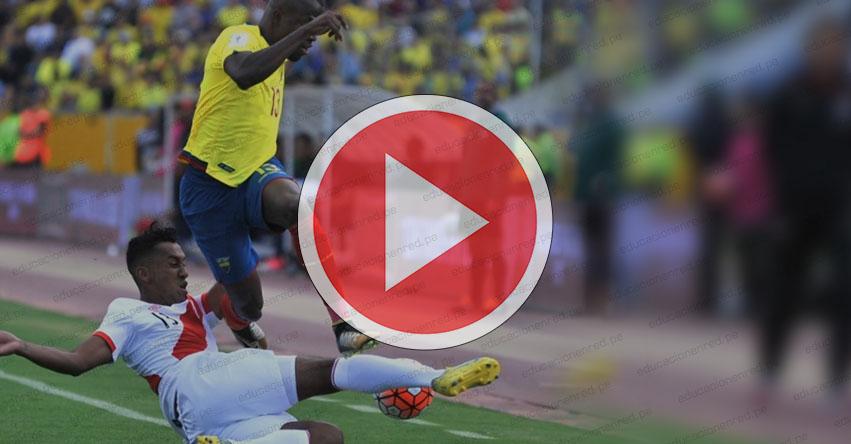 EN VIVO: PERÚ Vs. Ecuador - Canales y Hora que transmitirán partido - Eliminatoria Mundial Qatar 2022 - ONLINE (Martes 8 Junio 4:00 PM) FIFA