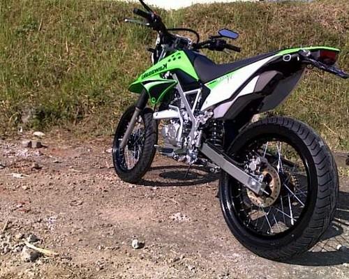 Variasi Motor Klx 150 top