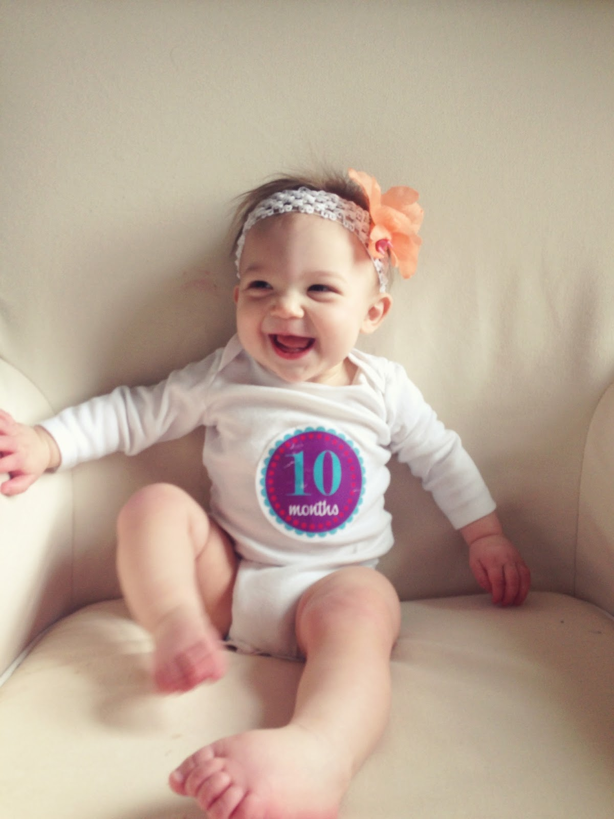 Bebes De 10 Meses My Fantabulous Wonderful Life 10 Month Old Baby Girl