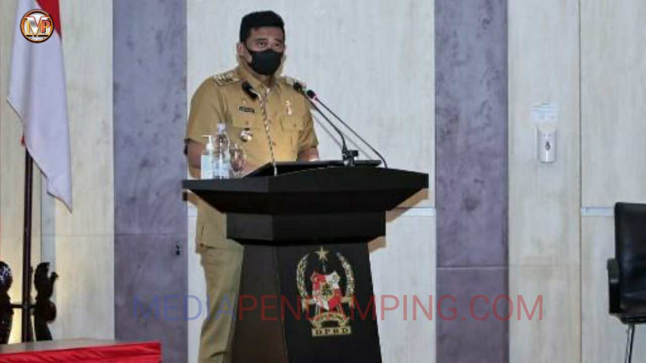 Sampaikan Nota Jawaban, Bobby Nasution Akan Siapkan Lahan Strategis Untuk PKL