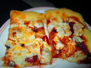 Best option for low sodium pizza