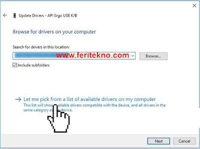 mengatasi keyboard laptop yang error 5