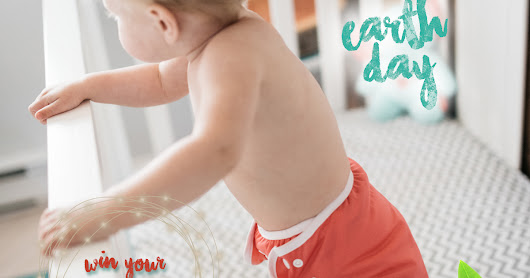 Earth Day Giveaway-Enter to win an Omaiki Diaper Cover!