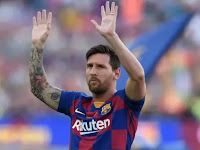 Start learning to reduce dependence on Lionel Messi