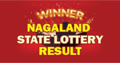 Nagaland State Lottery Result 9.9.2021