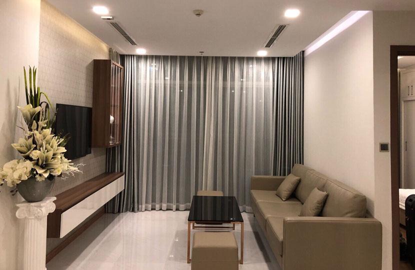 Chủ nhà bán gấp căn hộ Vinhomes tòa Park 5 có nội thất nhà đẹp
