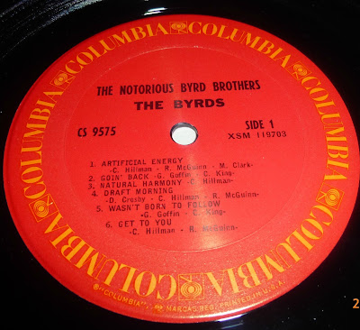 The Notorious Byrd Brothers label